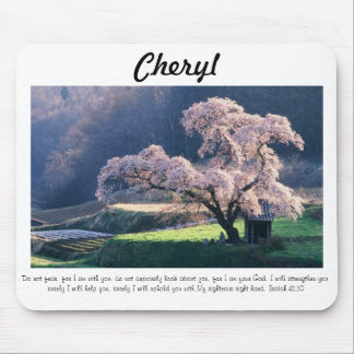Do Not Fear ~ Cherry Blossom (Multiple Products Mouse Mat