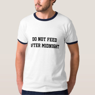 Do Not Feed After Midnight Shirt