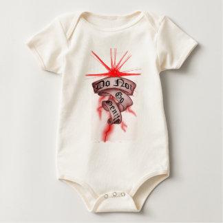 Do Not Go Gentle Baby Bodysuit
