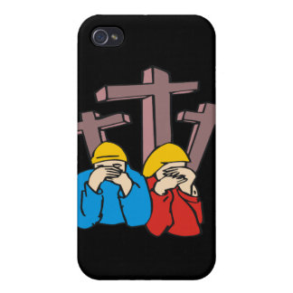 Do Not Mourn Rejoice iPhone 4 Cover