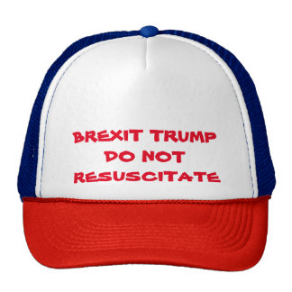 Do Not Resuscitate Cap