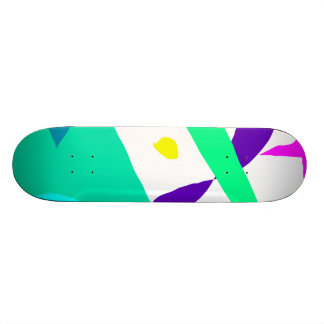 Do Not Think in the Jungle Just Feel Your Way Home Skate Board Decks