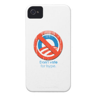 Do not vote for hype Faded.png iPhone 4 Case-Mate Cases