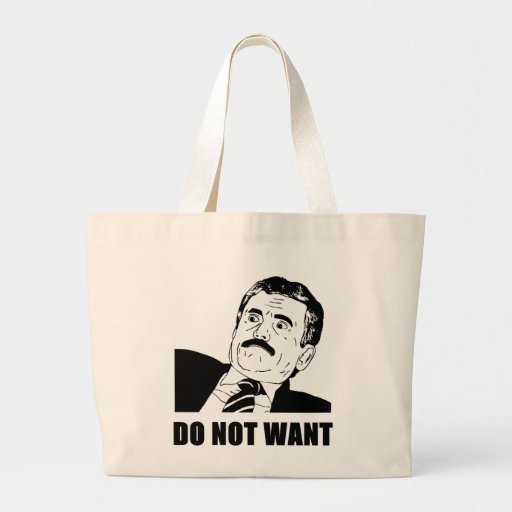 Do Not Want Massimo Does Not Want Bag