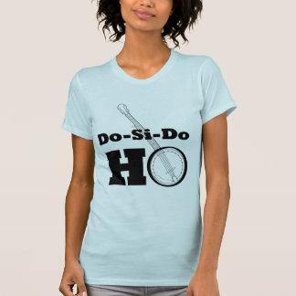 do-si-do ho tee shirt