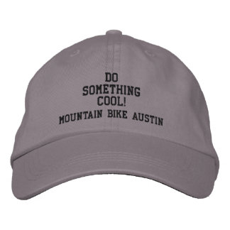 DO SOMETHING COOL? Mountain Bike Austin cap