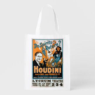 Do Spirits Return? Houdini Says NO - Proves It