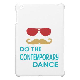 Do the Contemporary Dance iPad Mini Cover