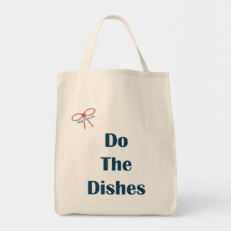 Do The Dishes Reminders Bag