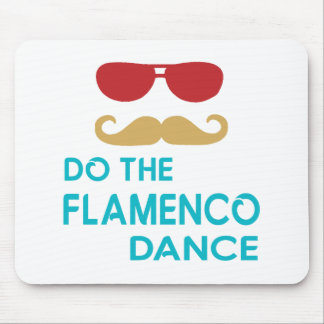 Do the Flamenco Dance Mouse Pads