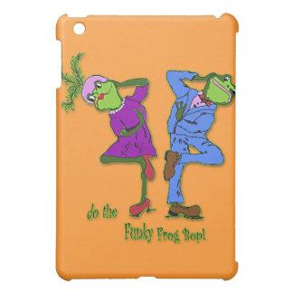 do the Funky Frog Bop iPad Mini Cover