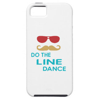 Do the Line Dance iPhone 5 Cover