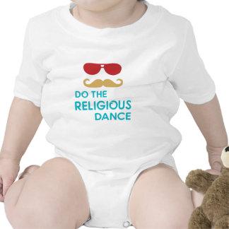 Do the Religious Dance Baby Creeper