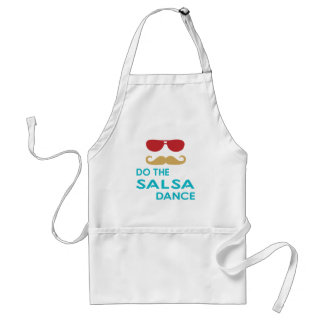 Do the Salsa Dance Aprons