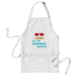 Do the Swing Dance Aprons
