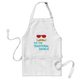 Do the Traditional Dance Aprons