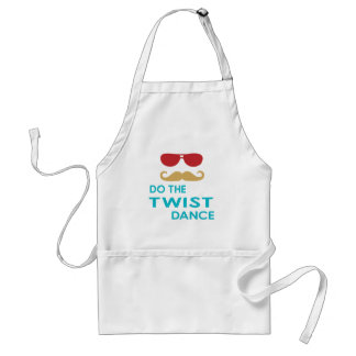Do the Twist Dance Aprons