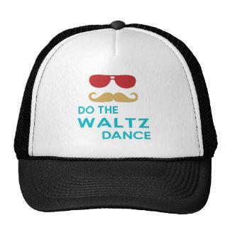 Do the Waltz Dance Trucker Hats
