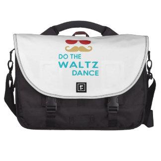 Do the Waltz Dance Laptop Computer Bag