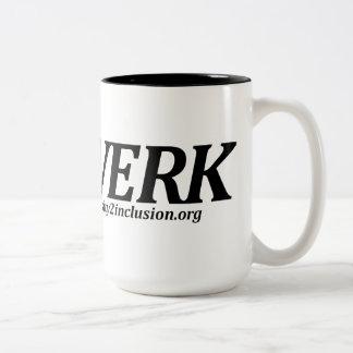 Do WERK Two-Tone Coffee Mug