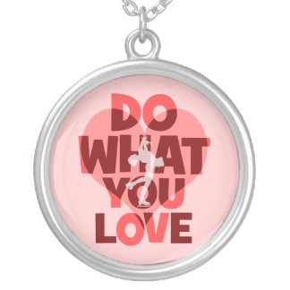 do what you love figure skating jewelry