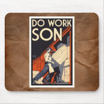 do work son mouse pads