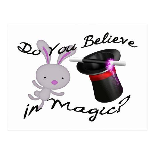 Do You Believe In Magic Top Hat &