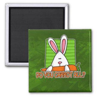 do you carrot all magnet