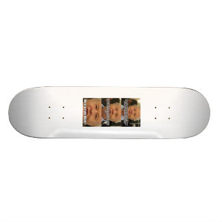 Do you even Bible? 21.6 Cm Old School Skateboard Deck