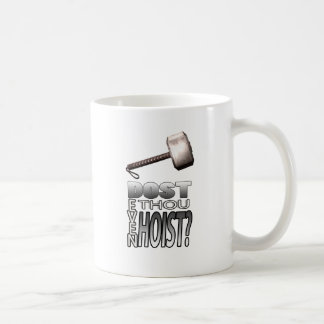 Do you even lift? coffee mug