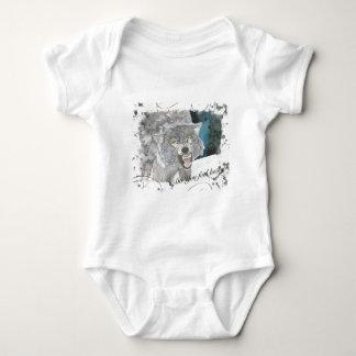 Do you feel lucky? baby bodysuit