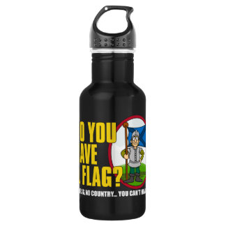 Do You Have A Flag? 532 Ml Water Bottle