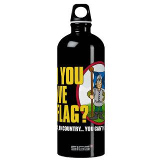 Do You Have A Flag? SIGG Traveller 1.0L Water Bottle