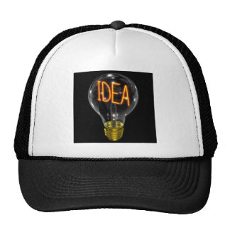 Do you have an idea? trucker hat