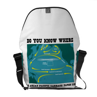 Do You Know Where Great Pacific Garbage Patch Lies Courier Bags