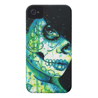 Do You Remember? Sugar Skull Girl Case-Mate iPhone 4 Case