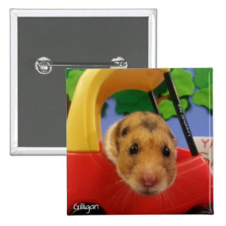 Do you want to go for a ride? 15 cm square badge