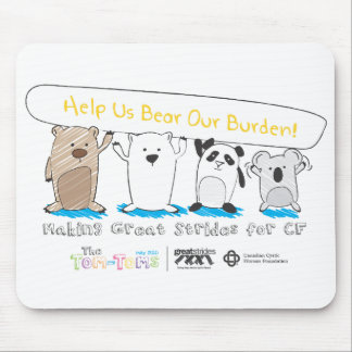 Do Your Part to Find a Cure! Mouse Mat