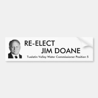 Doane Sticker