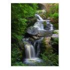 Doanes Falls Royalston Massachusetts Postcard