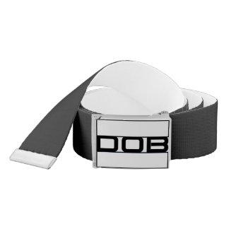 DOB Outerwear Belt