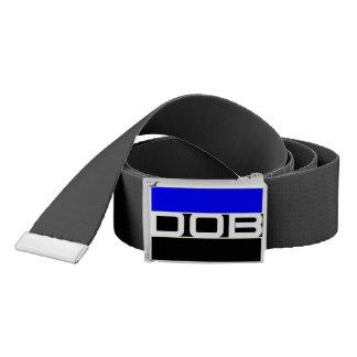 DOB Outerwear Belt (Black/Black)