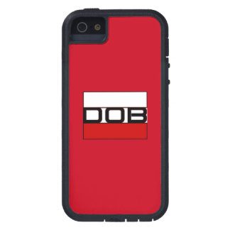 DOB Outerwear iPad / iPhone Case Cover For iPhone iPhone 5 Case