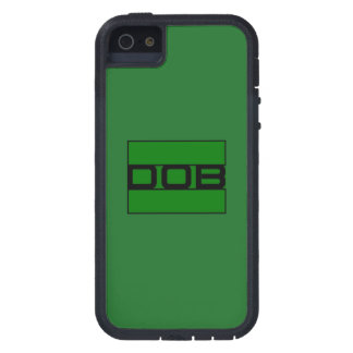 DOB Outerwear iPad / iPhone Case Cover For iPhone Tough Xtreme iPhone 5 Case