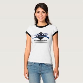 DOB Outerwear - Ladies Ringer T-Shirt