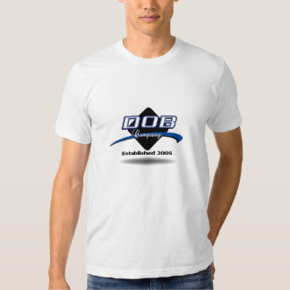 DOB Outerwear - Mens Fitted TShirt