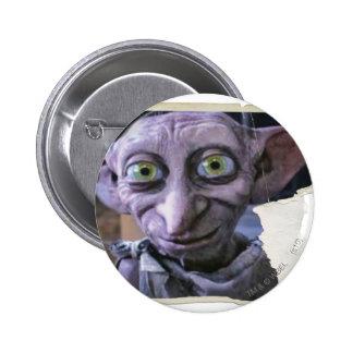 Dobby 1 6 cm round badge