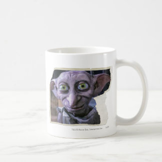 Dobby 1 classic white coffee mug