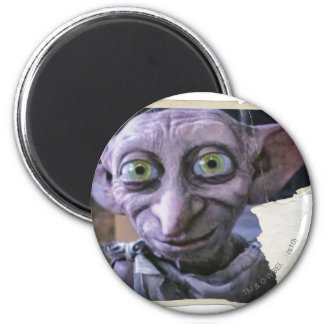 Dobby 1 6 cm round magnet