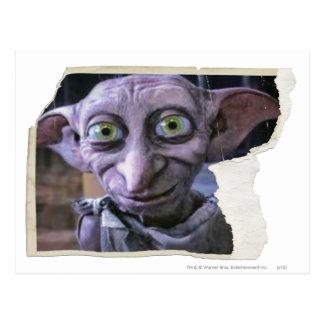 Dobby 1 postcard